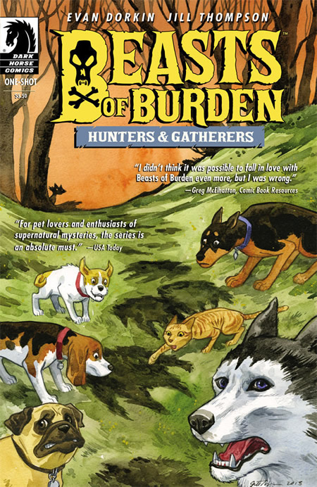 Beasts of Burden: Hunters and Gatherers