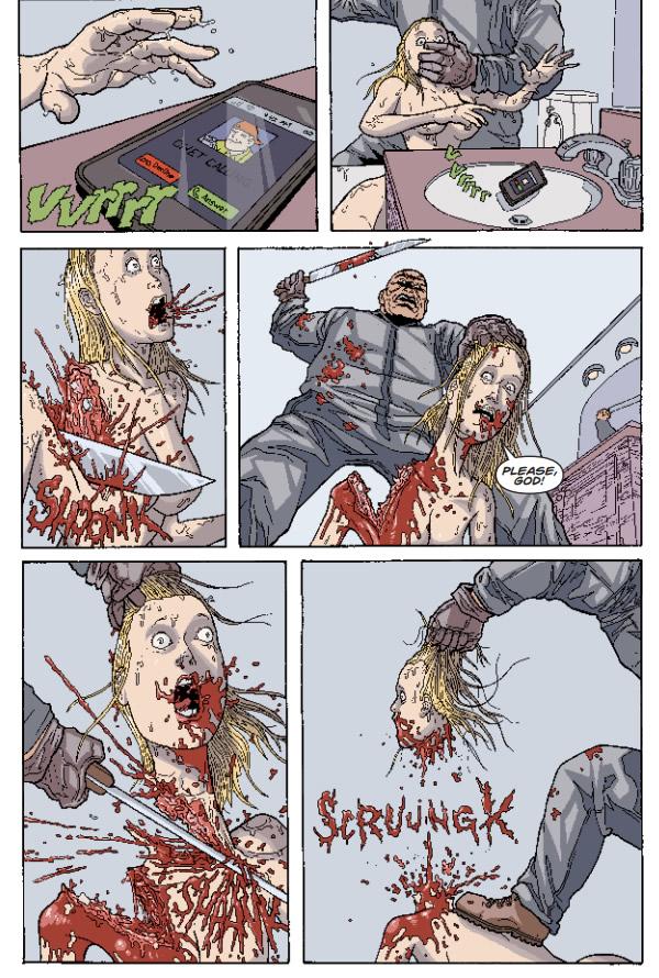 Shower kill. - Auteur #2