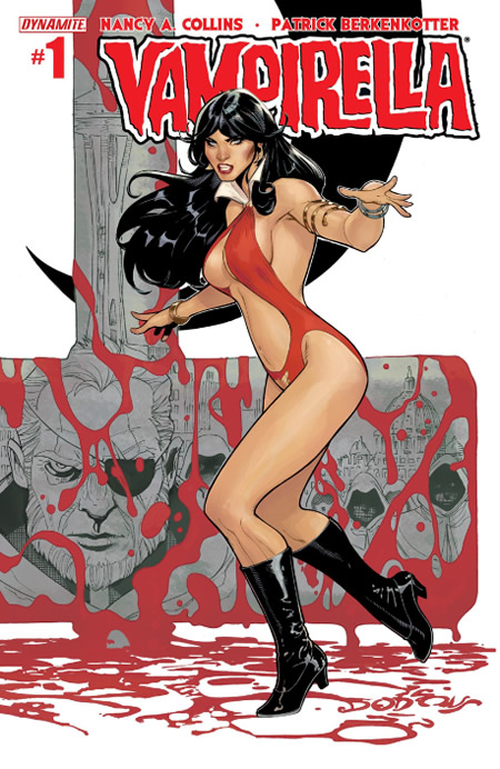 Nancy Collins - Vampirella