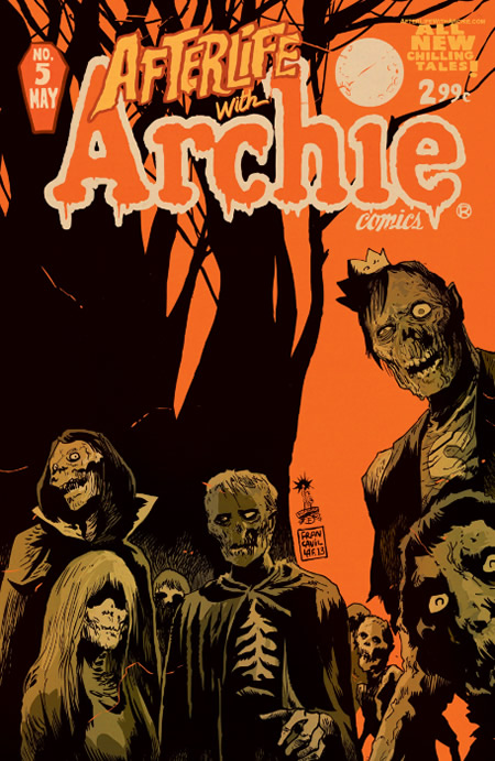 Roberto Aguirre-Sacasa - Afterlife with Archie