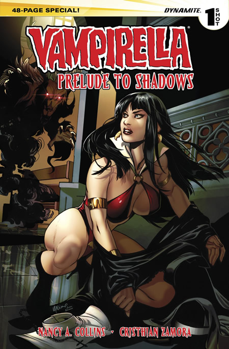 Vampirella: Prelude to Shadows