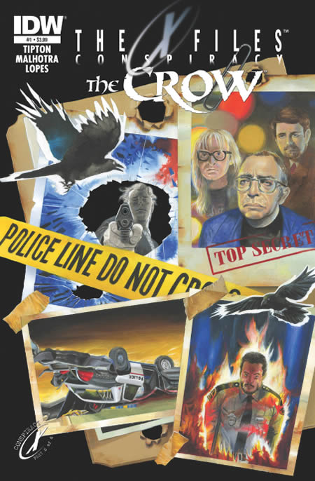 The X-Files/Crow: Conspiracy
