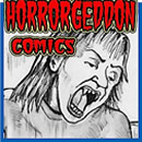 Horror comic
