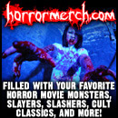 Horror Merchandise