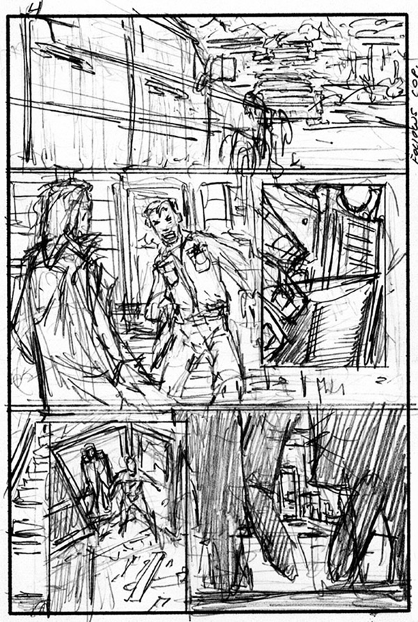 Storyboard  Comic Storyboard