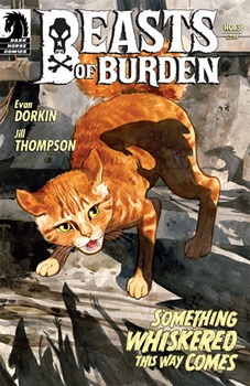 Beasts of Burden comic