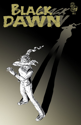 Black Dawn comic