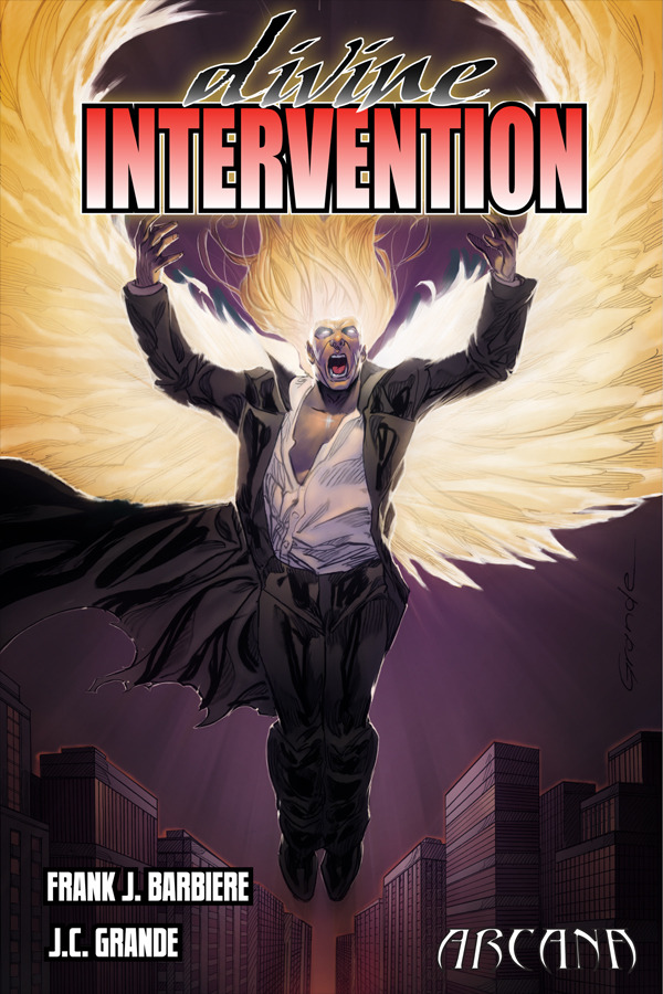 Divine Intervention comic