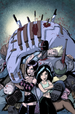 Hack_Slash_comic