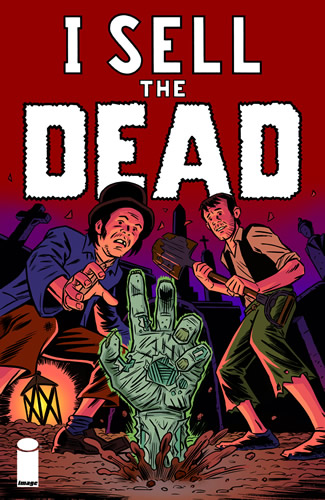 I sell the dead comic