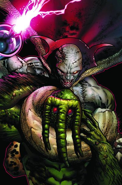 Marvel Zombies Man-Thing