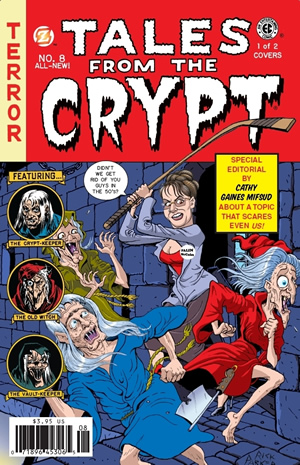 Pail Tales from the crypt