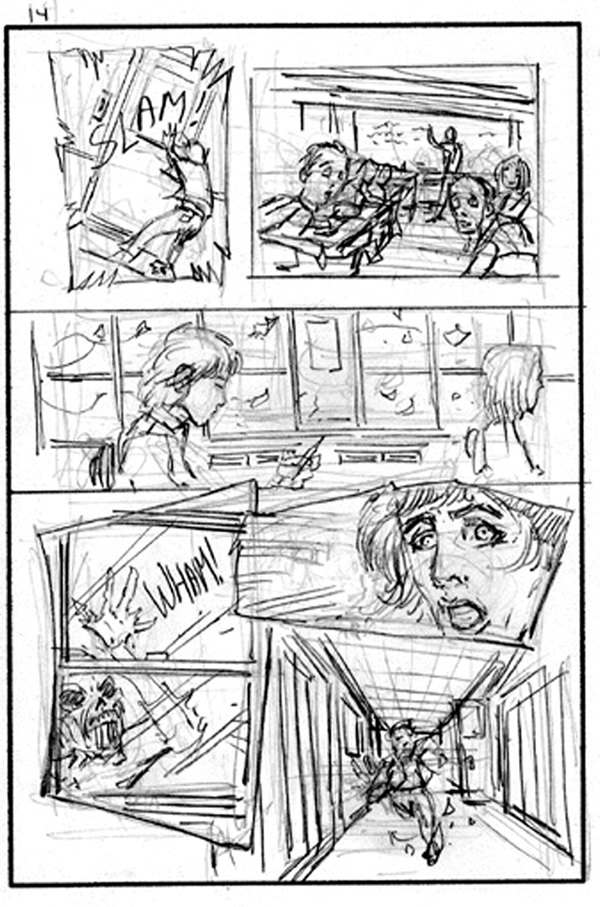Comic Storyboards